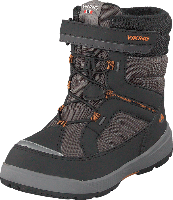 Viking - Playtime Gtx Dark Grey/black