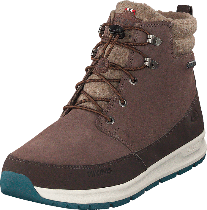 Viking - Rotnes Gtx Dk.brown/lt.brown