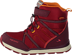 Skomo Gtx Jr Dark Red/wine