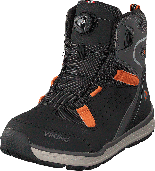 Viking - Espo Boa Gtx Black/rust