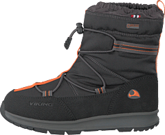 Asak Gtx Black/rust