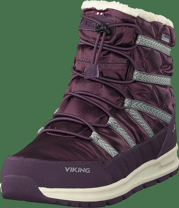 Viking Flinga Jr GTX Lilac • Se pris (2 butiker) hos