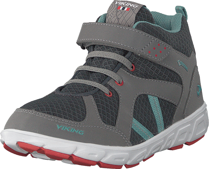 Viking - Alvdal Mid R Gtx Charcoal/bluegreen
