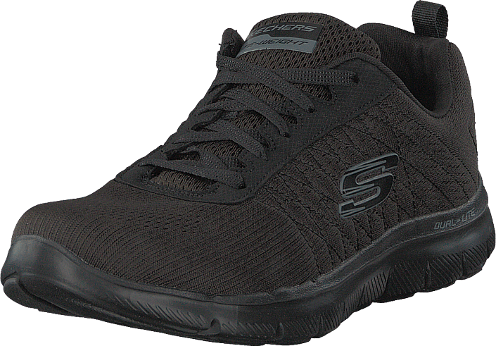 Skechers - Flex Appeal 2.0 Break Free Bbk