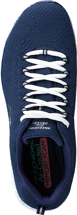Skechers - Womens Synergy - Safe & Sound Nvy