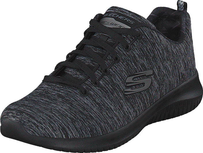 Skechers - Womens Ultra Flex - Shoreline Bbk