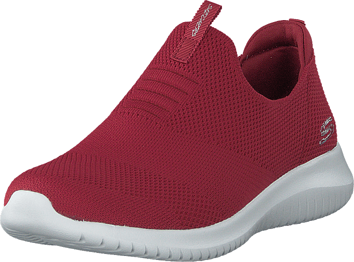 Skechers - Womens Ultra Flex Red