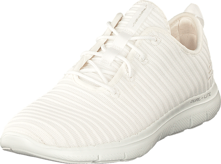 Skechers - Womens Flex Appeal 2.0 Wht
