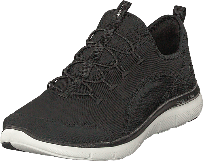 Skechers - Womens Flex Appeal 2.0 Bkw