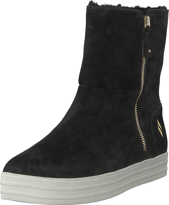 Skechers - Womens Originals - Double Up Blk