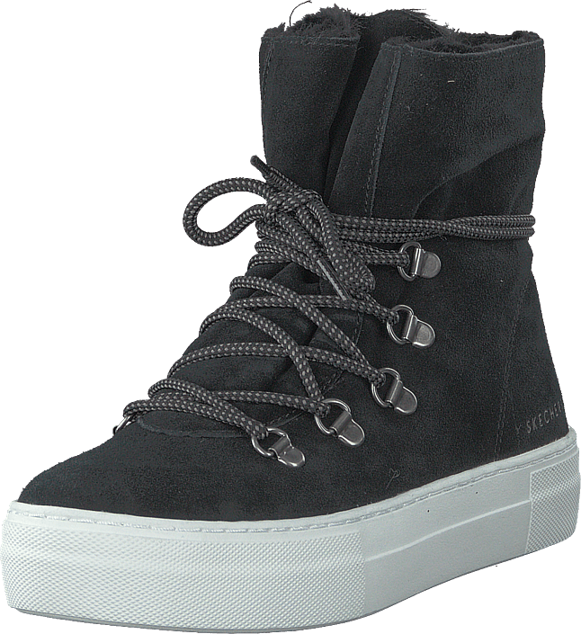 Køb Blk Alba Og Sko Online Boots Støvler 65 Sorte 60090 Womens Skechers FwFfrxqTS