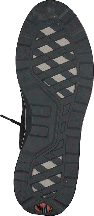 Palladium - Ax_eon Army Runner Black