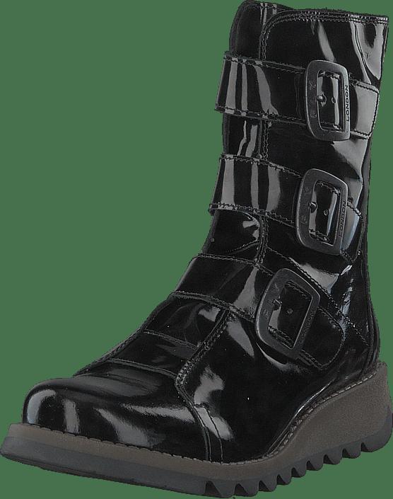 Sorte Black Boots Online Fly Sko Atlantis Kjøp Scopi110fly London qawg6X