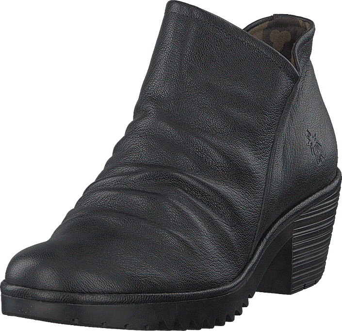 Wezo890fly London Mousse Online Kjøp Highboots Black Fly Sorte Sko Eg7xtqw