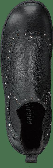 Chelsea Boot W Elastic Black
