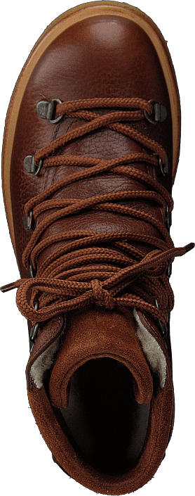 Angulus Boot With Laces And D-rings Medium Brown Scarpe Online