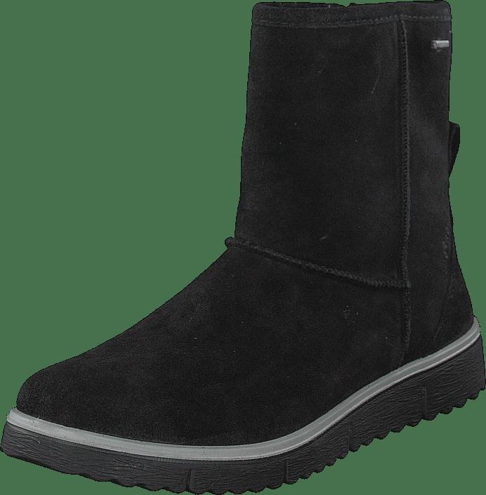 Legero - Campania Gore-tex® Black