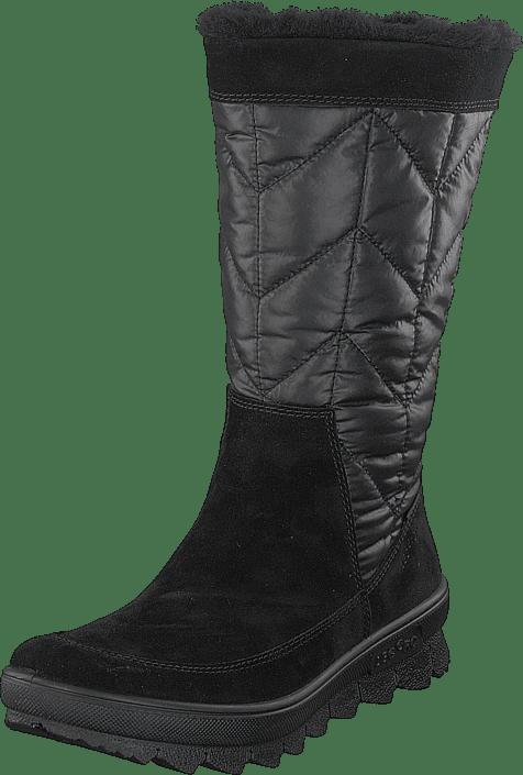 Legero - Novarra Gore-tex® Black