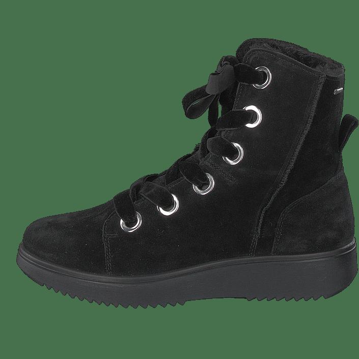 Black tex® Camino Kjøp Boots Online Sko Gore Legero Sorte FIIfqnz