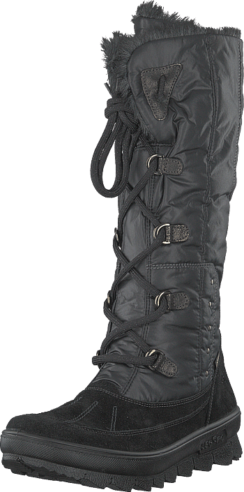 Legero - Novarra Gore-tex® Black