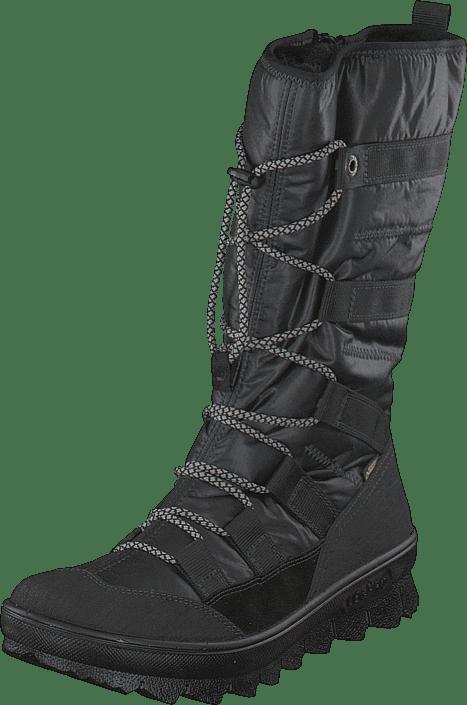 Legero Novarra Gore tex® svart svarta Skor Online