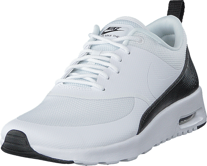 Online Max Thea Hvite Nike Kjøp white Sko Air White black Sneakers qUzwEH