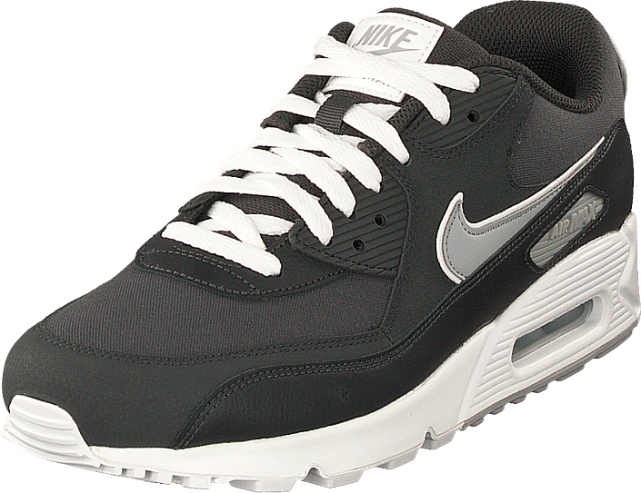 695e4abf575f Buy Nike Men s Air Max  90 Essential Anthracite wolf Grey-white grey ...