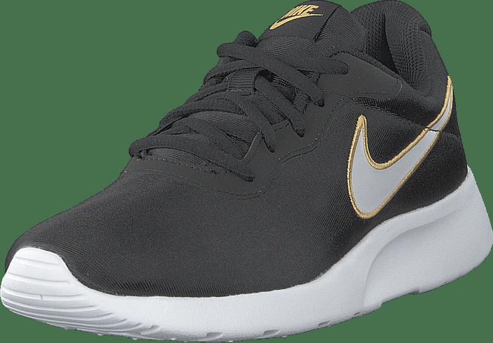 white Kjøp Se Black Nike Online Grå Wmns Tanjun Sneakers Sko FFqfXH