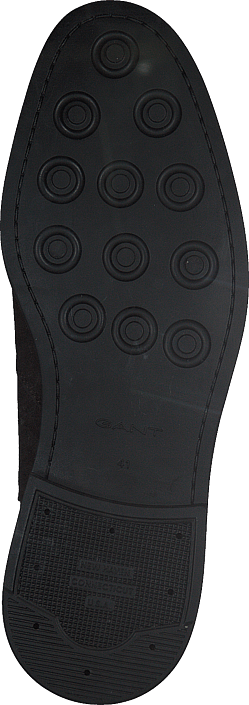Brown Online Boots Gant Kjøp Chelsea Dark Brune Spencer Sko qIZ0xw08C