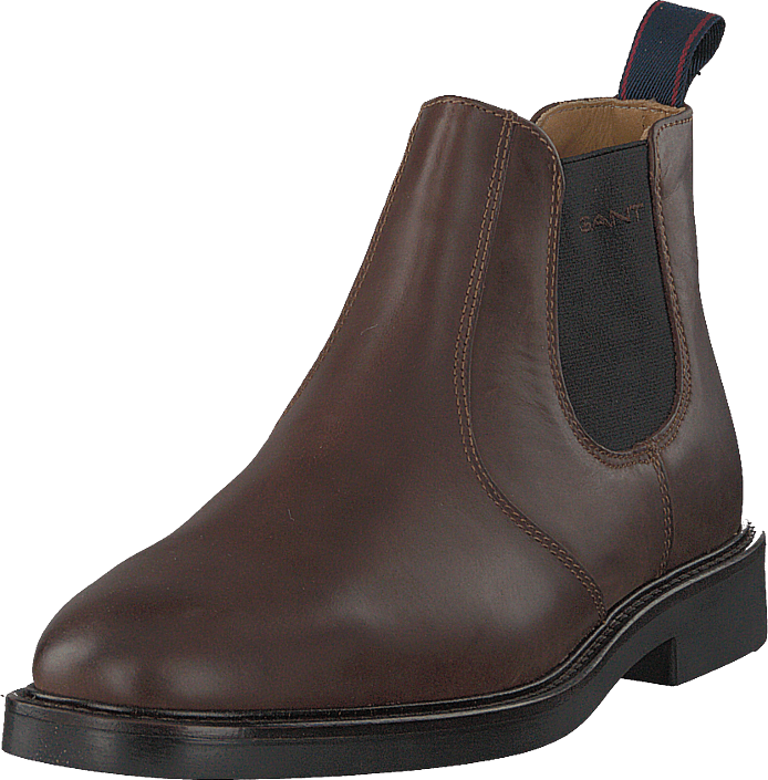 Gant - Spencer Chelsea Dark Brown