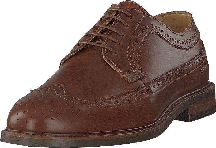 Gant - Ricardo Low Lace Shoes Cognac