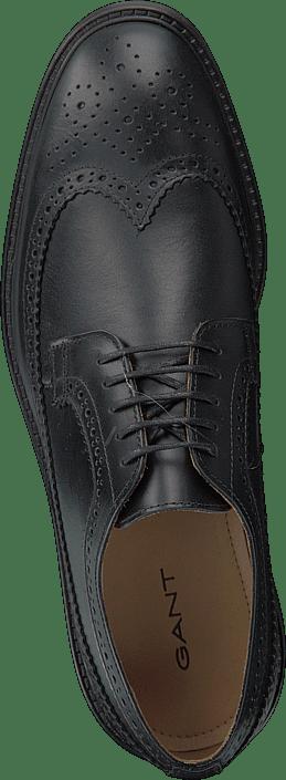 Gant - Ricardo Low Lace Shoes Black