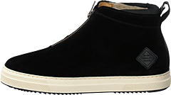 Star Zip Boot Black