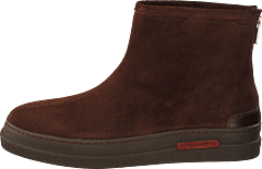 Maria Mid Boot Dark Brown