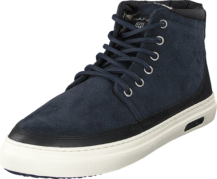 Marvel Mid Lace Boot Marine