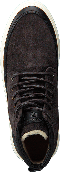 Gant - Marvel Mid Lace Boot Espresso