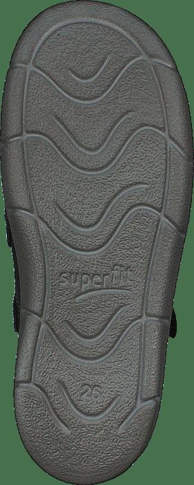 Ulli Velcro Gore-tex® Black