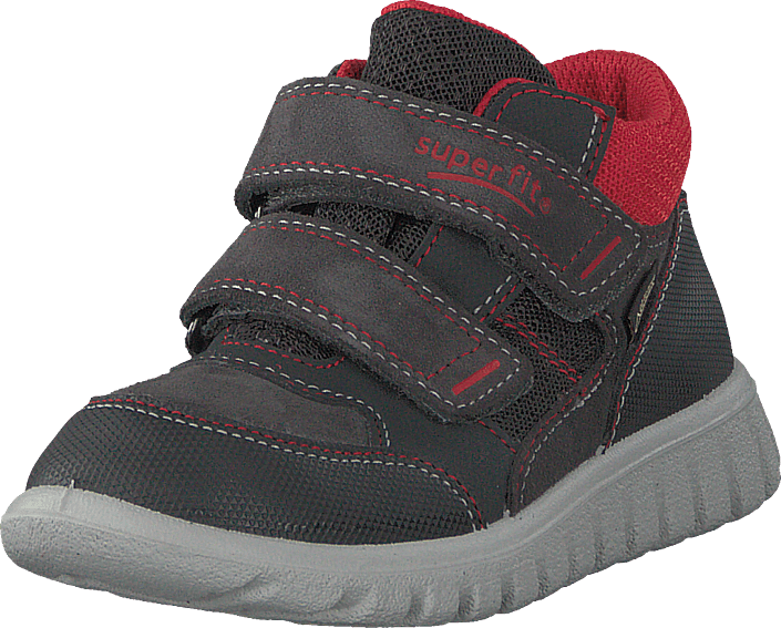 Superfit - Sport7 Mid Gore-tex® Grey/red