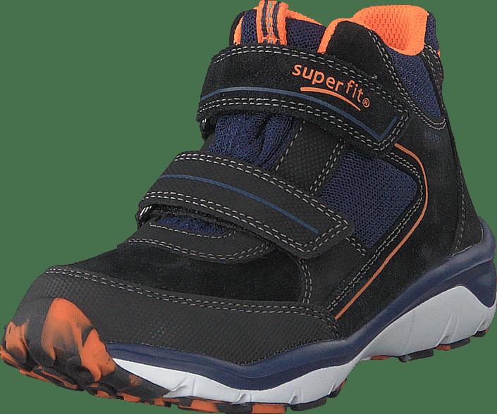 Sport5 Mid Gore-tex® Black/blue