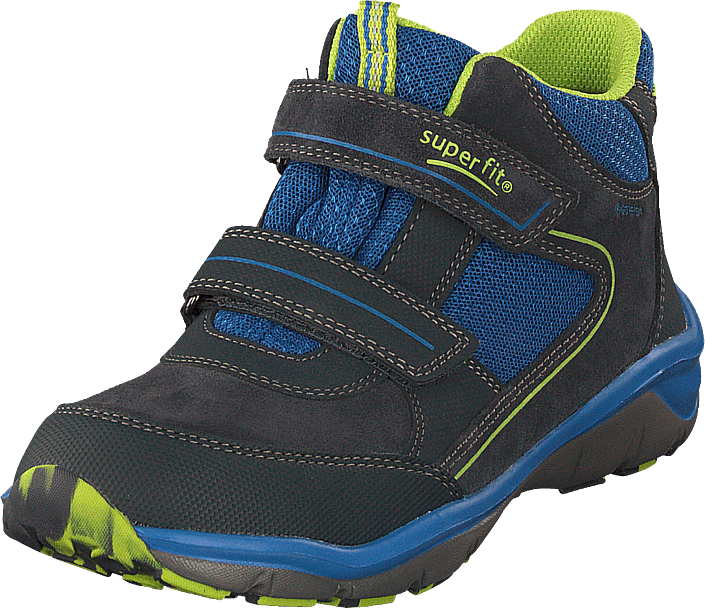 Superfit - Sport5 Mid Gore-tex® Ocean/blue