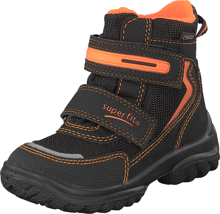 Superfit - Snowcat Gore-tex® Black/orange