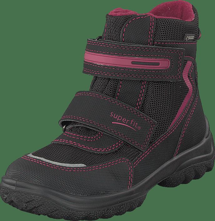 Superfit - Snowcat Gore-tex® Black/pink