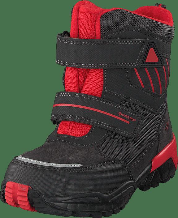 Culusuk Gore-tex® Black/grey/red
