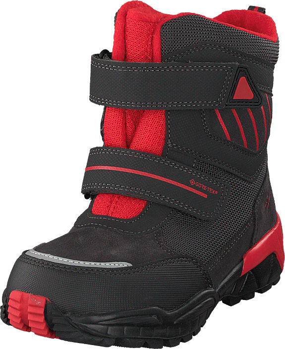 Superfit - Culusuk Gore-tex® Black/grey/red