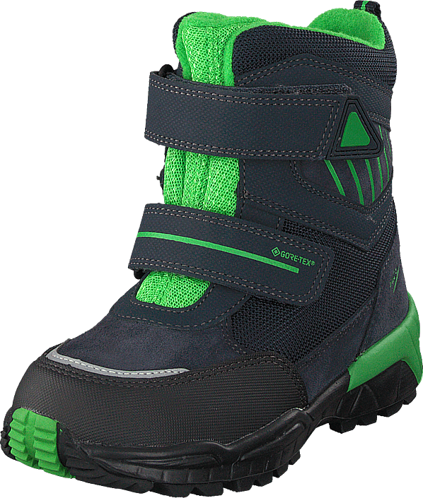 Buy Superfit Culusuk Gore-tex® Ocean green Grey Shoes Online ... 944b75caab5ce