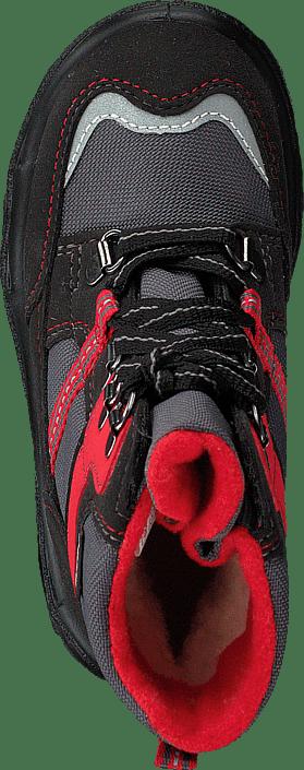 Husky Gore-tex® Black/red