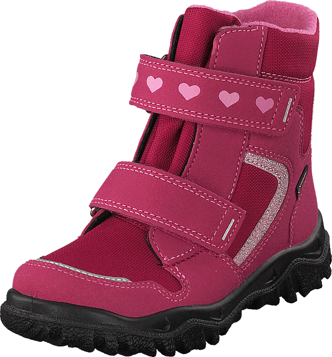 Superfit - Husky Gore-tex® Red/pink