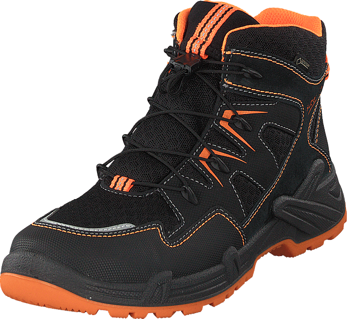 Superfit - Canyon Gore-tex® Black/orange