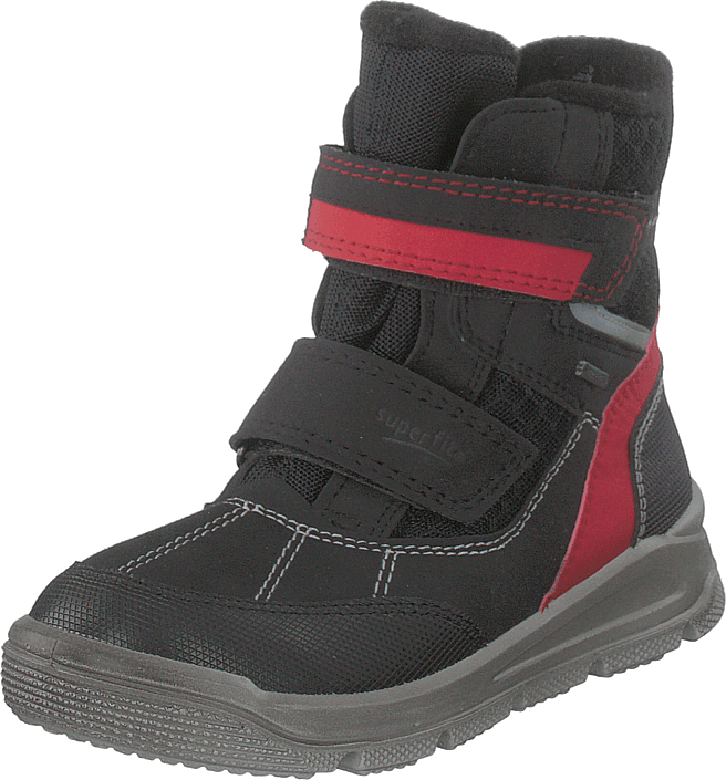 Superfit - Mars Gore-tex® Black/red