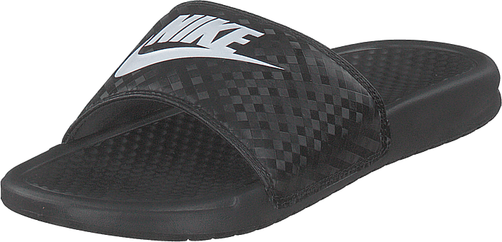 Nike - Benassi Just Do It Black/white